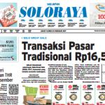 SOLOPOS HARI INI : Soloraya Hari Ini: Transaksi Pasar Tradisional di SGS 2017 Rp16,5 M
