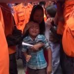 Tangisan Sang Anak Iringi Kepergian Anggota TRC Boyolali ke Peristirahatan Terakhir
