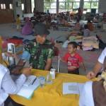 FOTO BENCANA KUDUS : Korban Banjir di Pengungsian 618 Jiwa