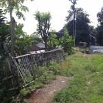 RESTORASI BENDUNG KARET TIRTONADI : Warga di Gondang Solo Sambat Rumah Rusak Akibat Alat Berat