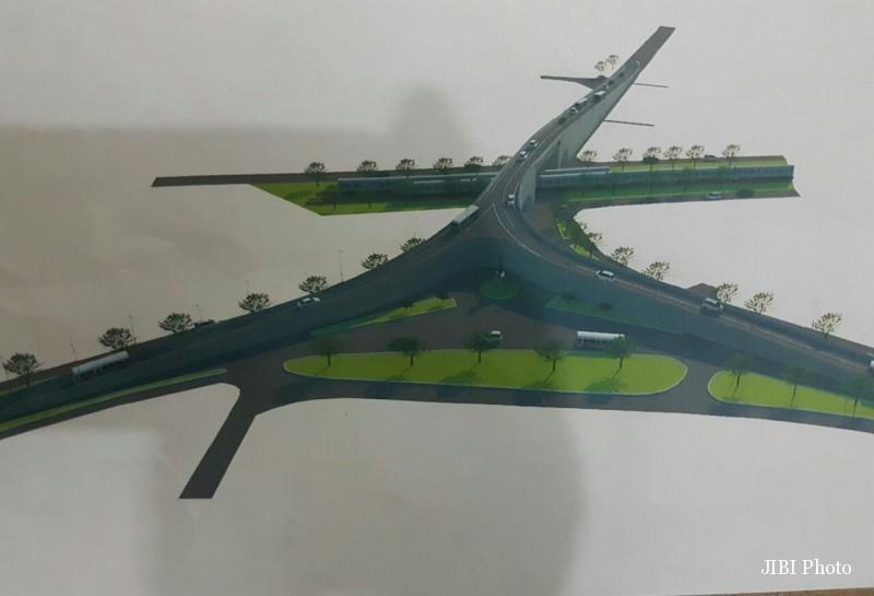 Lelang Kelar, Flyover Manahan Solo Dibangun Pertengahan Maret