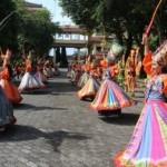 Ikut Parade Chingay, Lurik Klaten Dipromosikan di Singapura