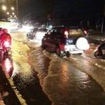 BANJIR BOYOLALI : Warga Minta Normalisasi Sungai Tepi Jalan Semarang-Solo