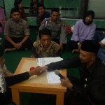 Pelaku dan Korban Pencabulan Menikah di Mapolresta Solo