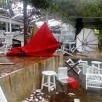 BENCANA KARANGANYAR : Rumah Teh Ndoro Donker Diobrak-Abrik Puting Beliung