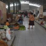 Pedagang Oprokan Pilih Berjualan di Luar, Pasar Tawangsari Sepi