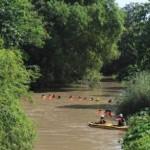 KECELAKAAN AIR KLATEN : Hari Kedua Pencarian, 2 Korban Hanyut di Sungai Mlese Belum Ditemukan