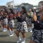FOTO PILKADA SALATIGA : Begini Meriahnya Coblosan di Ngawen...
