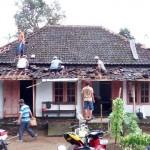 BENCANA KARANGANYAR : Puting Beliung Rusak 118 Rumah, Kerugian Rp300 Juta