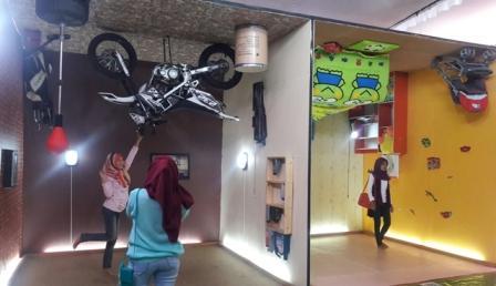 Wisata Boyolali Baru Sepekan Rumah Terbalik Indonesia