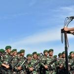 Foto Yonif 405/SK Semangat ke Papua