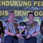 Foto Smile Police Meluncur di Semarang
