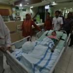 PENYAKIT LANGKA : Pulang dari RS, Sulami Manusia Kayu Asal Sragen Tetap Dipantau Dokter