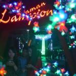 FOTO WISATA KUDUS : Begini Pesona Taman Lampion Kudus