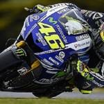MOTO GP 2018 : Perpanjang Kontrak Bersama Yamaha, Rossi Dipuji Biaggi