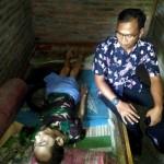 KESEHATAN SRAGEN : Warga Lumpuh Sidoharjo Dibawa ke RSUD Sragen untuk Ditangani