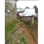 BENCANA KARANGANYAR : 5 Rumah Terancam Longsor ke Jurang Sedalam 200 Meter