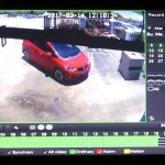 PENCURIAN SRAGEN : Begini Kronologi Pembobolan Mobil Juragan Beras Sesuai Rekaman Kamera CCTV