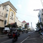 PERPARKIRAN SOLO : Tarif Parkir Progresif di Koridor Gatsu Berlaku Mulai Desember 2017