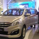 Bukan Cuma Ignis, Suzuki Indonesia Juga Bakal Hadirkan Ertiga Terbaru