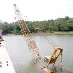 INFRASTRUKTUR SRAGEN : Force Majeur, Kontraktor Jembatan Barong Bebas dari Denda