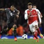 ICC 2017 : Bayern Munchen Vs Arsenal: Kental Aroma Revans!