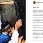 KABAR ARTIS : Cium Kakbah saat Umrah, Dul Didoakan Jadi Anak Saleh