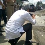 Jalan Rusak Jateng Berkurang Signifikan, Gubernur Ganjar Puji BBPJN VII