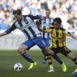 LIGA JERMAN : Dortmund Kalah, Ini Komentar Pelatih