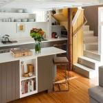 DESAIN INTERIOR : Rumah Anda Kecil? Begini Tips Menyiasatinya