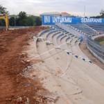 INFRASTRUKTUR SEMARANG : DPRD Minta Renovasi Tahap II Stadion Jatidiri Segera Dilelang Lagi