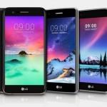 SMARTPHONE TERBARU : Unggulkan Kamera Depan, LG Luncurkan K10 2017
