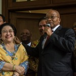 Presiden Afsel Temui Megawati, Ahok & Petinggi PDIP, Ini yang Dibicarakan