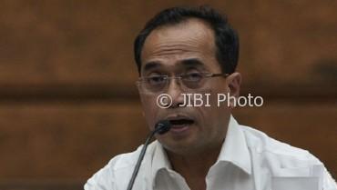 Menteri Perhubungan Budi Karya Sumadi. (Antara-Sigid Kurniawan)