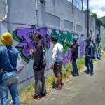 Wonogiri Street Art Ubah Citra Grafiti Lewat Write Together #3