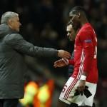 Ternyata! Mourinho dan Pogba Sudah Tak Akur Sejak Tahun Lalu