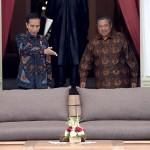 SBY Temui Jokowi di Istana, Masih Soal UU Ormas?