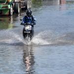 LEBARAN 2017 : Gubernur Jateng Serahkan Tanggung Jawab Penanganan Rob ke Bupati dan Wali Kota