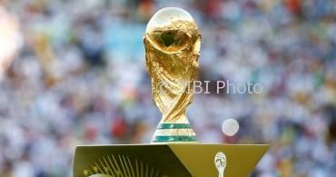 Trofi Piala Dunia. (Fifa.com)