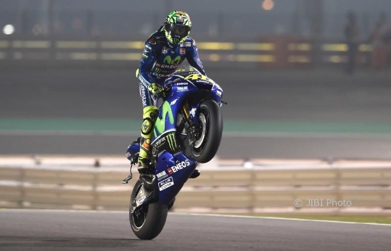 Rossi Diprediksi Sulit Juara Dunia Lagi
