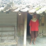 KEMISKINAN WONOGIRI : Hidup Seorang Diri, Penghasilan Sukinah Tak Menentu