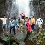 WISATA SEMARANG : Curug Indrokilo, Surga Tersembunyi Daya Tarik Wisatawan Asing