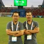LIGA 2 : Mantan Asisten Pelatih Timnas U-23 Jadi Pelatih Sragen United