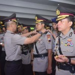 MUTASI POLISI : 8 Kapolres di Jateng Diganti, Ribut Gantikan Ahmad Lutfi