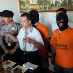 NARKOBA TRENGGALEK : 2 Pengedar SS Ditangkap di Warung Kopi Pasar Kedunglurah