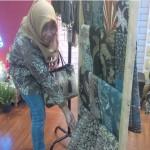 FOTO PAMERAN SEMARANG : Produk UMKM Dipamerkan di Java Mall