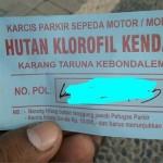 PARKIR KENDAL : Tarif Parkir di Taman Hutan Klorofil Jadi Gunjingan
