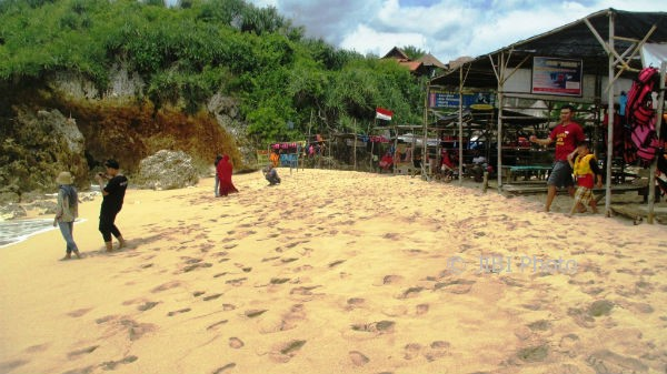 PENCURIAN GUNUNGKIDUL : Mulai Marak, Polisi Waspadai Pencurian Pasir di Kawasan Pesisir