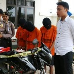 PERAMPASAN TRENGGALEK : Gerombolan Pemuda Pukuli Orang dan Rampas Motor, 1 Pelakunya Pegawai Dishub