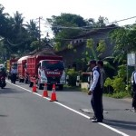 INFRASTRUKTUR SLEMAN : Angkutan Barang Melebihi Batas Tonase Memicu Kerusakan Jalan